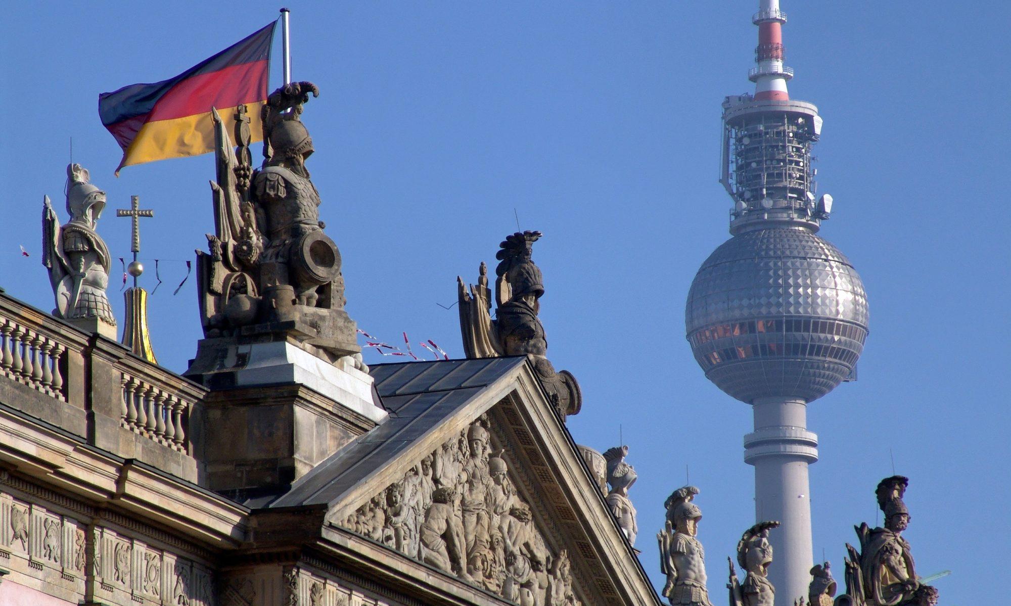 Przewodnik po Berlinie i Poczdamie oprowadzanie turystów